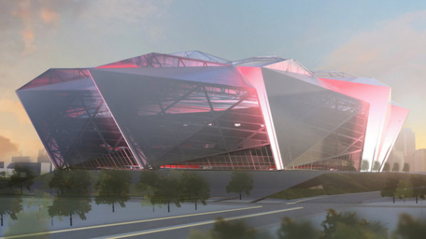 Estadio Atlanta Falcons